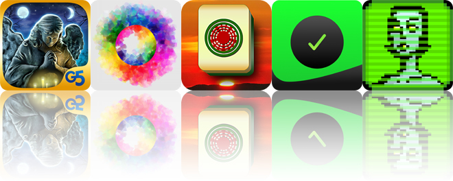 Today's apps gone free: Twin Moons, PhotoViva, Mahjong and more