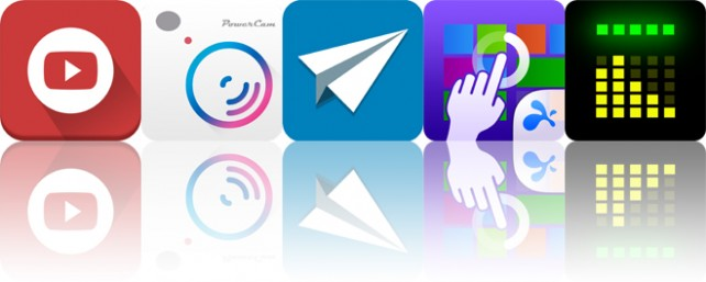Today's apps gone free: Musicelli, PowerCam 7, Ideaz and more