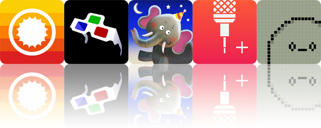 Today's apps gone free: ClearWeather, The Fourth Dimension, Nighty Night Circus and more