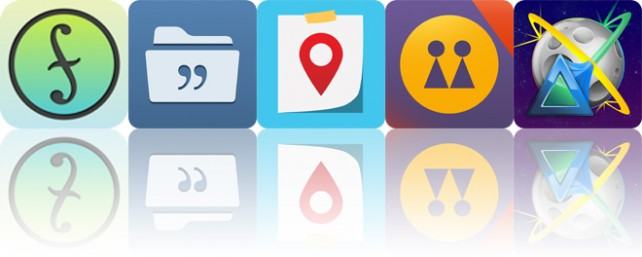 Today's apps gone free: Firo, Quotes Folder, NoteSpot and more
