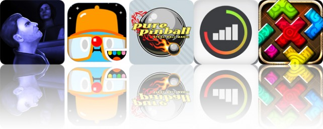 Today's apps gone free: Rewind, Toca Band, Pure Pinball and more