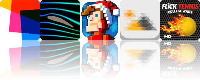 Today's apps gone free: Gelo, Wind Tunnel, Space Qube and more