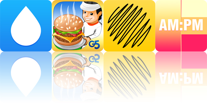 Today's apps gone free: WaterMinder, Stand O'Food, Cherkalka and more