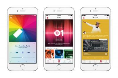 Apple Music has 100 percent of Billboard Top 100, Spotify doesn't