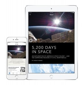 Apple's News app in iOS 9 will have ads