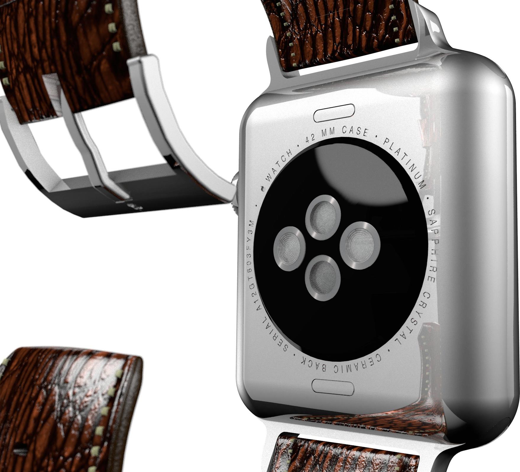 Apple Watch 2 concept by ADR Studios