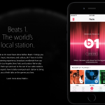 Apple Music's Radio feature is showing up early