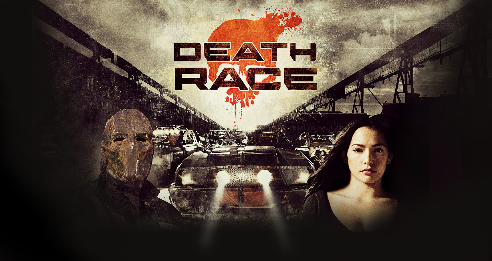 Drive for freedom and survival in Death Race