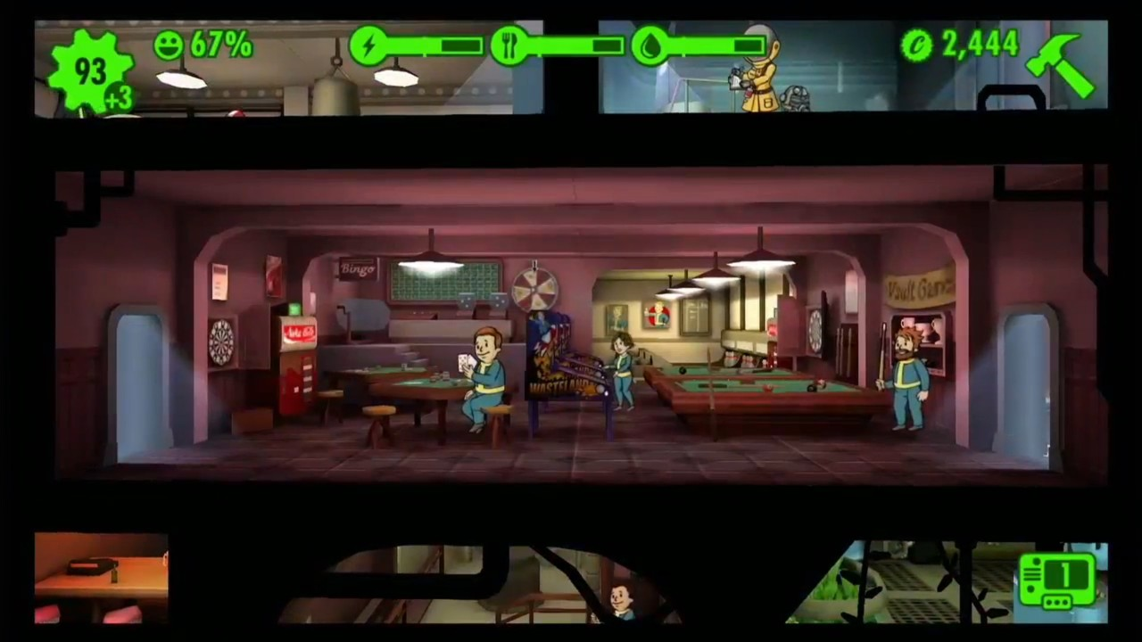 Build The Perfect Underground Vault In Fallout Shelter