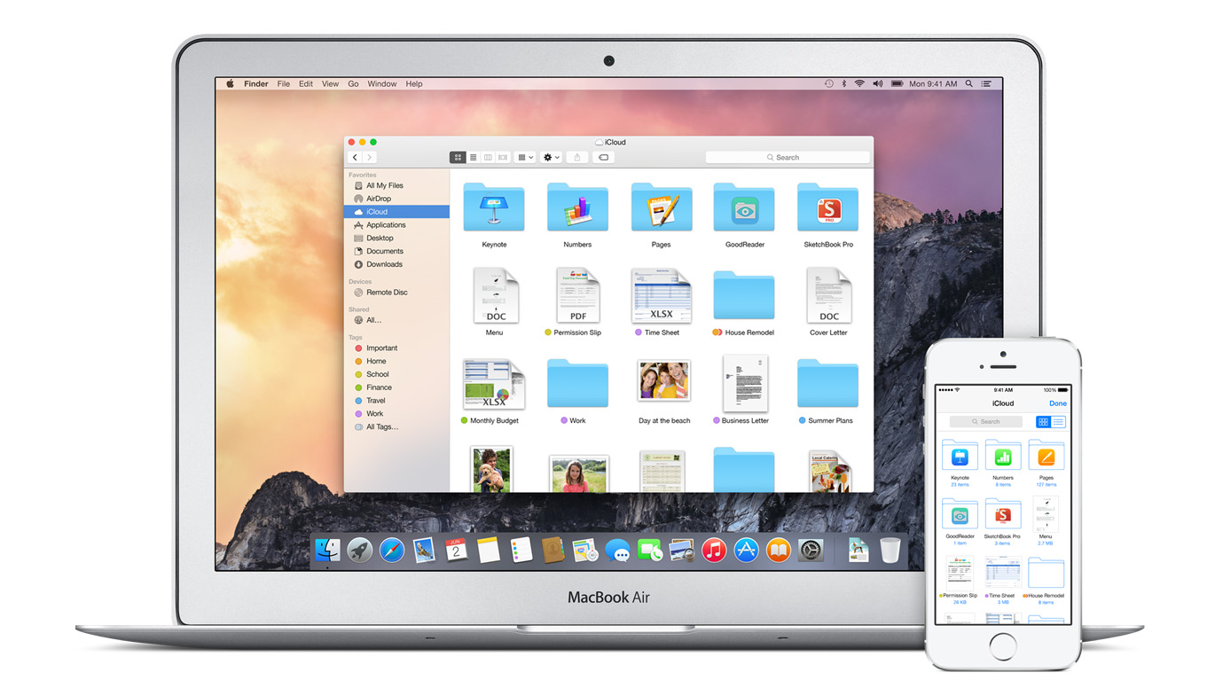 Mobile file management is easier with the iOS 9 iCloud Drive