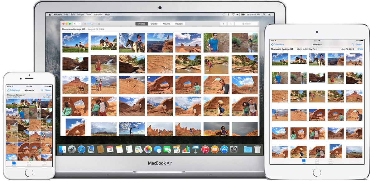 how to delete all photo iphoto icloud