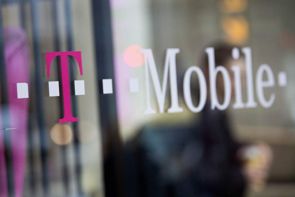 A T-Mobile US Inc. Store Ahead Of Earnings Figures