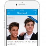 Join cool video competitions with celebrities in Challenged