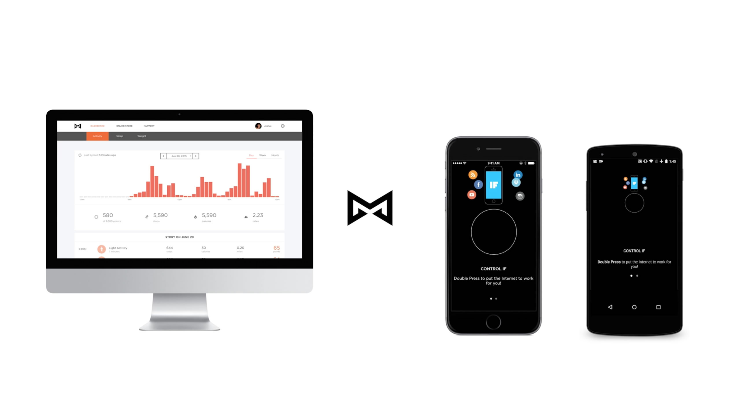 Misfit adds HealthKit integration and more to its iOS app