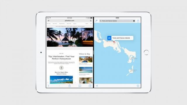 Apple finally brings true multitasking support to the iPad in iOS 9