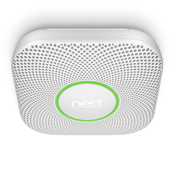 Nest unveils a second-generation Protect smoke and CO detector