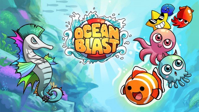 Ocean Blast - Featured Image