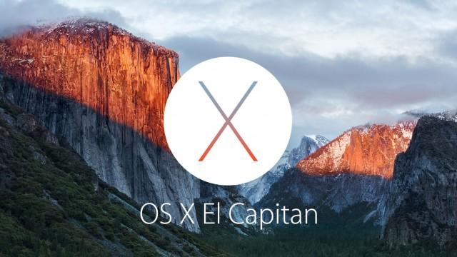 OS X 10.11 officially announced as El Capitan