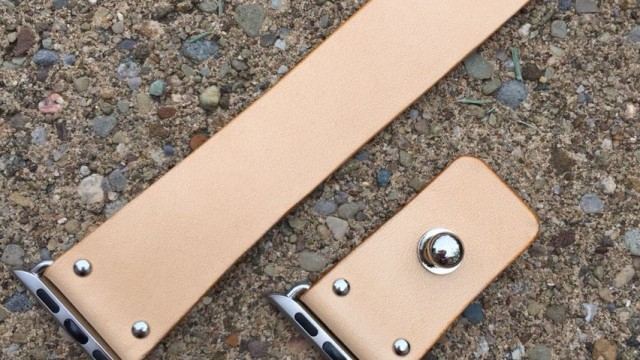 Review: Leathersy Apple Watch bands offer unique style