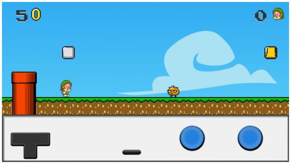 A Super Mario Bros. clone returns to the App Store