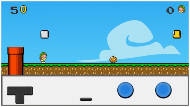 A Super Mario Bros. clone returns to the App Store