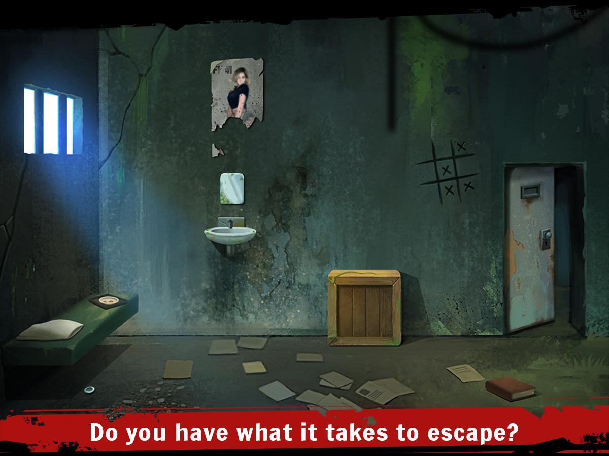 Test your wits in prison escape puzzle for Escape puzzle