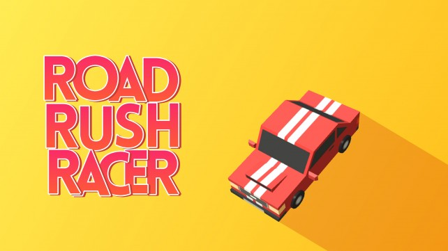 Road Rush Racer - Half-Sheet