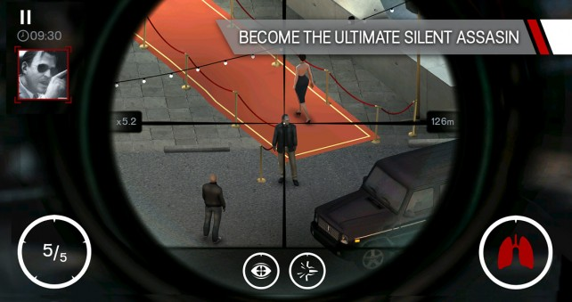 Get the definitive mobile experience of Hitman with our Honorable Mention this week.