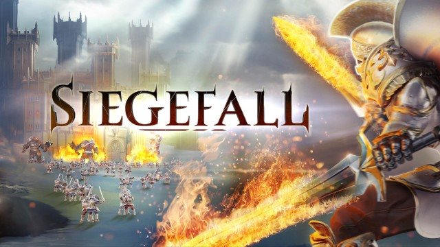 Gameloft's upcoming Siegefall pits you in strategic online battles