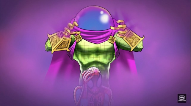 Face off against Mysterio in a new Spider-Man Unlimited update