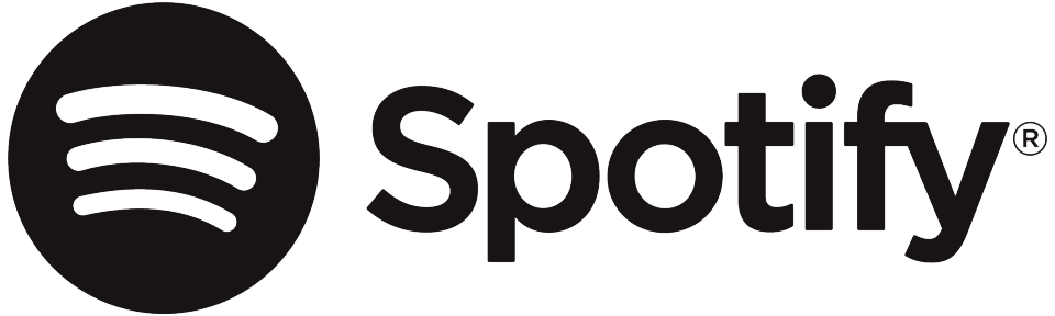Spotify Logo Web Black