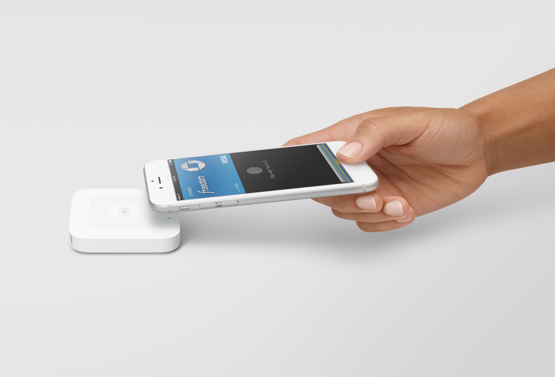 Small businesses can accept Apple Pay with the Square Reader