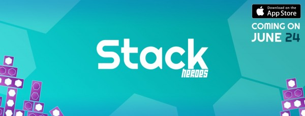 Pile up blocks and help charity with Stack Heroes
