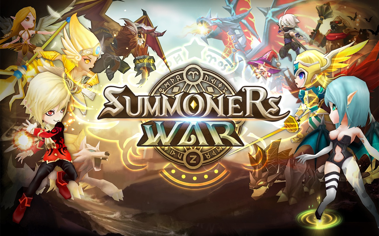 Fight in all-new realms in Summoners War update