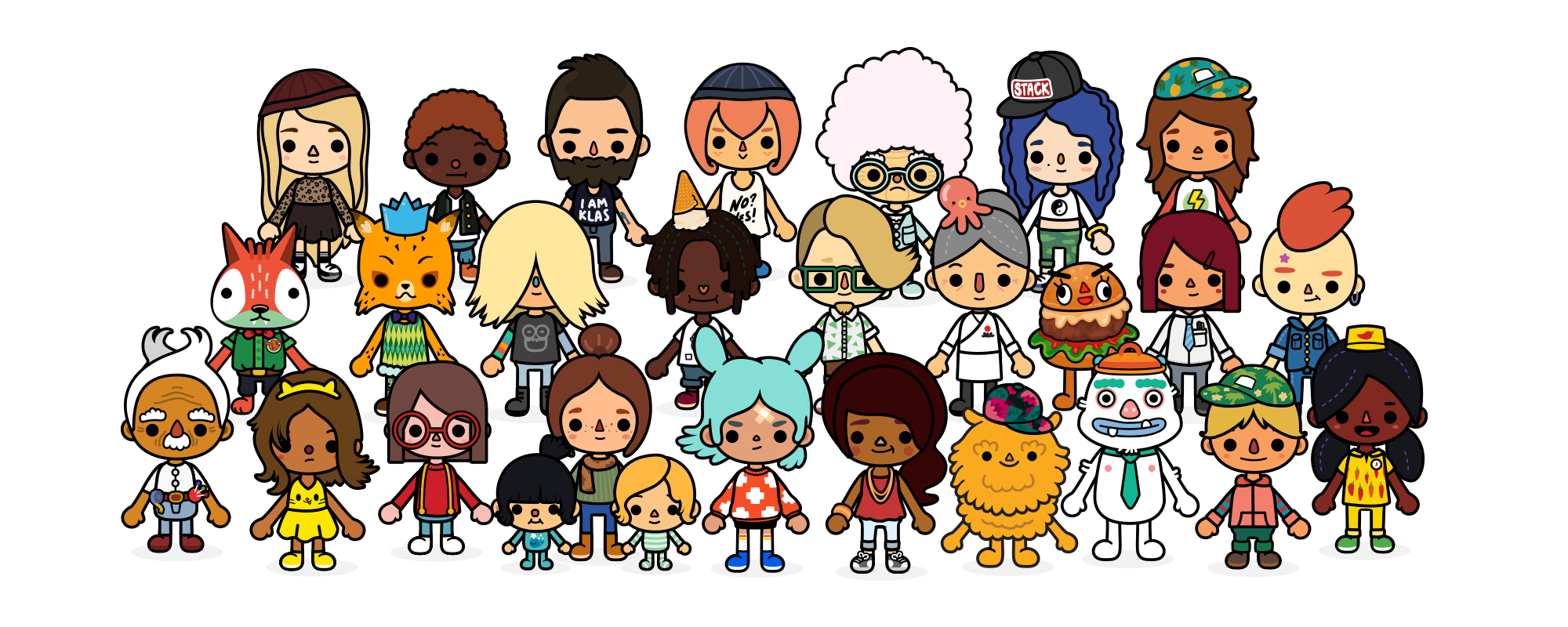 Let your kids take a stroll through Toca Life: City