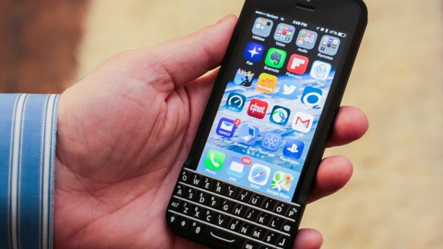 Typo has agreed to steer clear of the iPhone in a settlement with BlackBerry