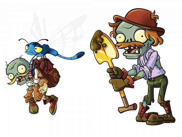 The first part of the Lost City of Gold update arrives in Plants vs. Zombies 2
