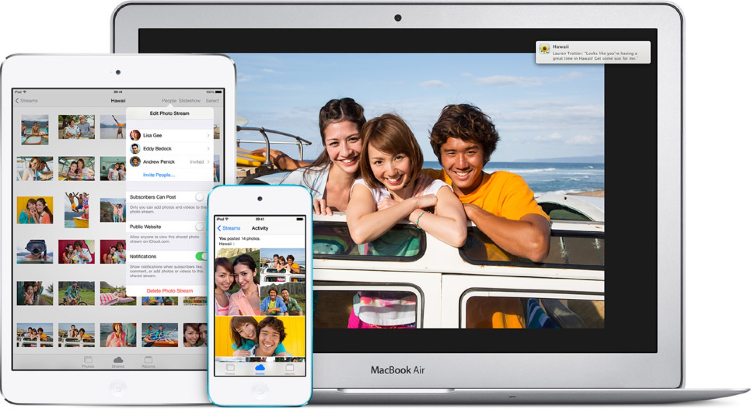 Stop texting photos and videos - there is a better way to share