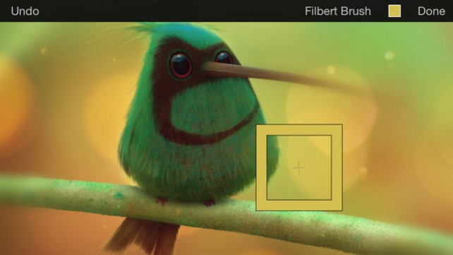 Pixelmator for iOS is the perfect app for anyone more serious about precisely editing aspects of their photos.