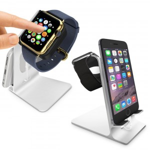 Review: Orzly DuoStand Charge Station for Apple Watch & iPhone