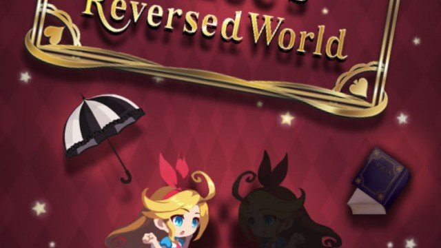 Left is right in Alice's Reversed World, a tricky puzzler