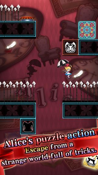 Alice's Reversed World Tricks