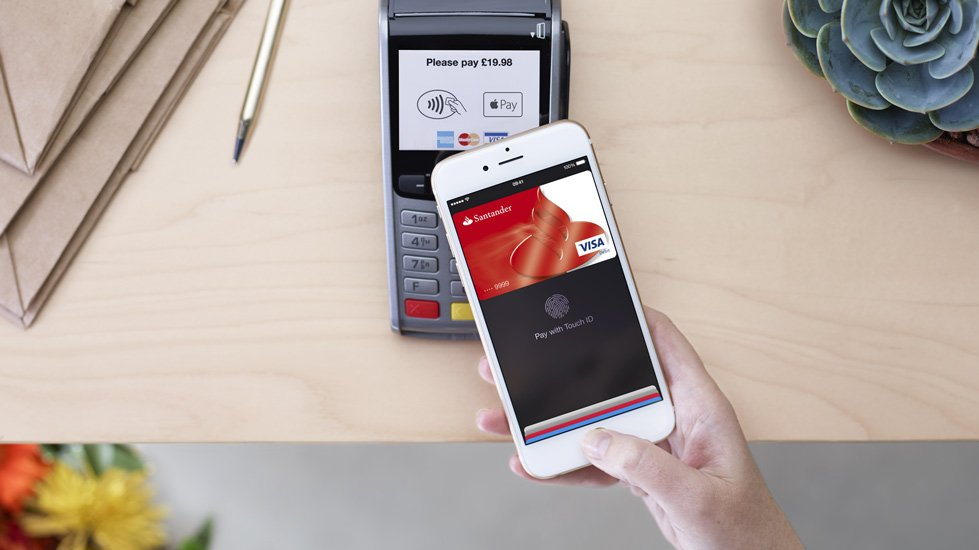 Apple Pay is now officially available in the UK