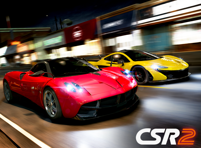 Your Lamborghini will be delivered soon in CSR2