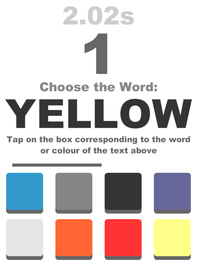 Colourblind Word