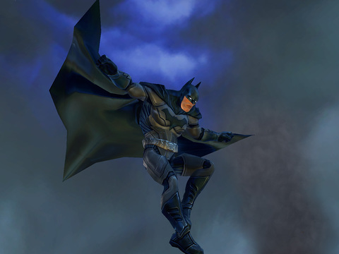 Prepare to create your 'superteam' in DC Comics Legends
