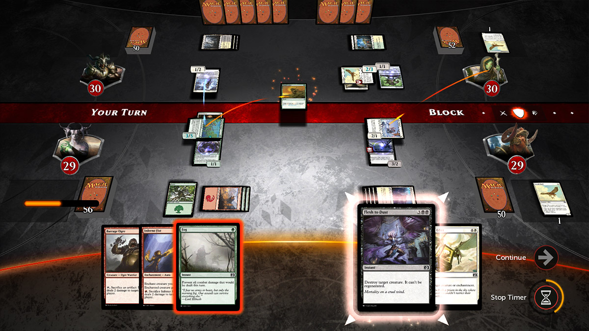 Magic Duels Play