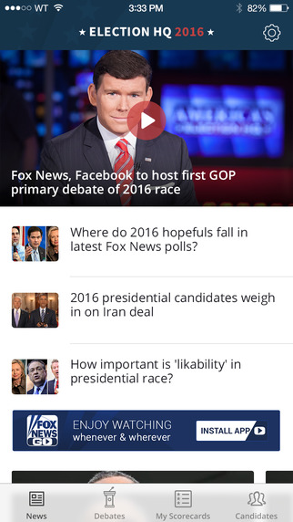 Fox News Stories