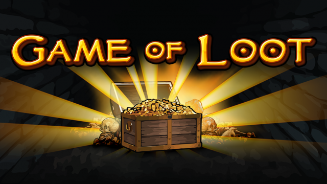 Invade and raid the dark dungeons in Game of Loot