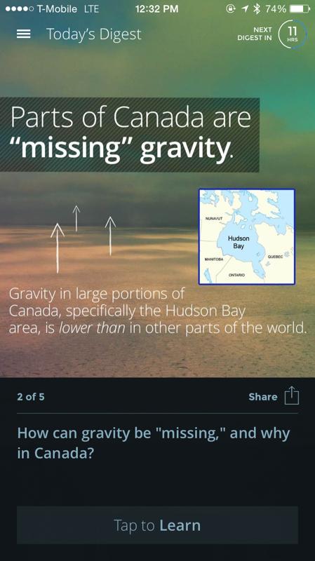 Daily Curiosity